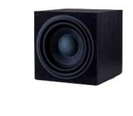 РАСПРОДАЖА Акустическая система B&W ASW610 UK/EC Black Soft Touch -Демо-образец, потёртости, сломаны крепления гриля, без упаковки, комплект - сетевой